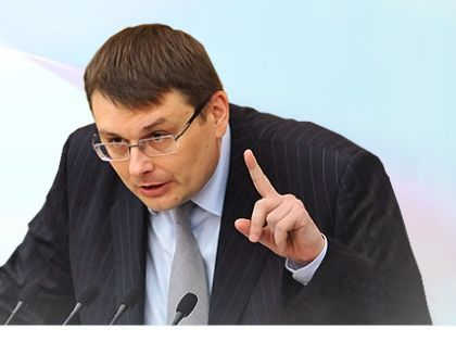 Депутат Евгений Фёдоров
