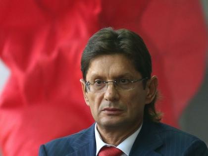 Леонид Федун стал владельцем «Спартака» в 2003 году