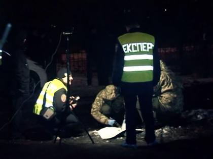 В Киеве пьяный мужчина пытался взорвать посетителей кафе