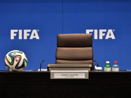 Скандал в Цюрихе произошел за несколько дней до выбора президента FIFA