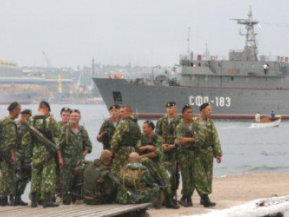 """""""Если мы назовем ПМТО базой, кораблей в составе ВМФ России от этого не добавится..."""""""