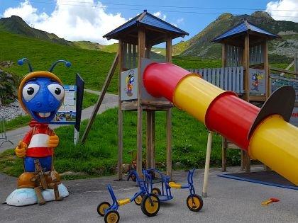 Развлечься вместе с детьми в одном из парков