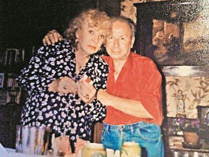 Алла Ларионова и Николай Ларин