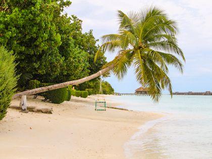Вот они - Мальдивы!