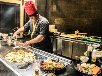 Повара в отелях творят, поистине, кулинарные чудеса!