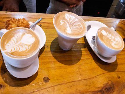 Кофе с фантазией