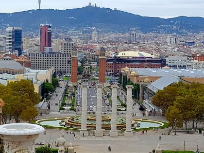 Барселона таит в себе немало открытий
