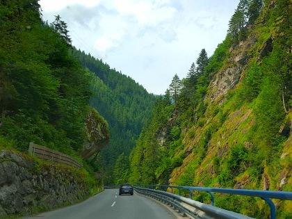 Долина Циллерталь протянулась вдоль реки на 47 километров