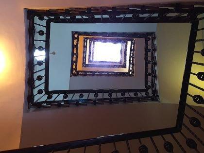 Уникальные лестницы внутри дома