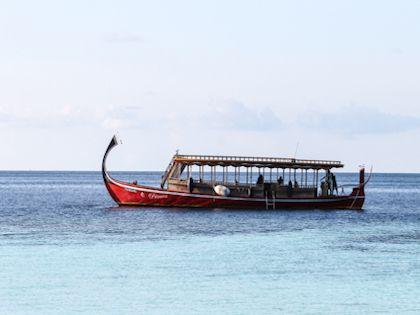 """""""Дони"""" - мальдивские лодки с плоским дном"""