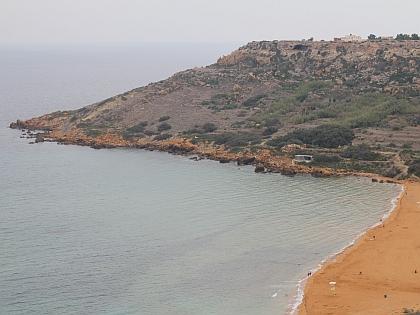 Побережье острова Гозо