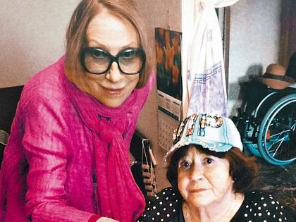 Инна Чурикова много лет дружит с Тамарой Васильевной
