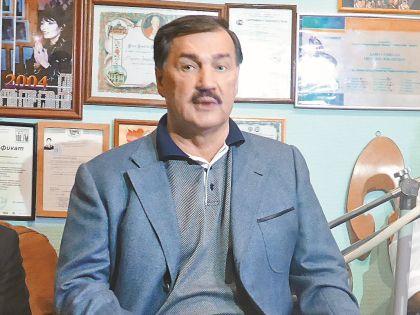 Атаман Валерий Камшилов