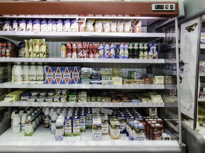 В список самого необходимого питания для студентов вошли курица, молоко, яйца, хлеб и пельмени