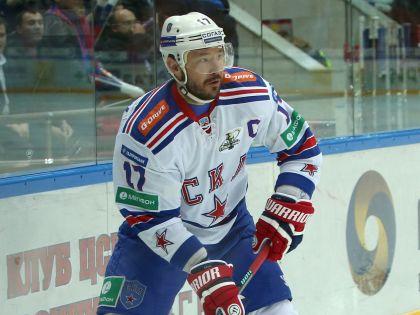 Игрок СКА Илья Ковальчук