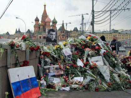 Расследование убийства Немцова пока не дало ощутимых результатов