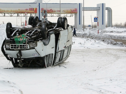 Авария произошла между населенными пунктами Асыма и Бердигестях