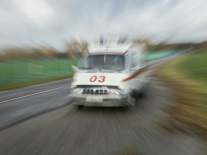 ДТП произошло на 79-м километре Ленинградского шоссе