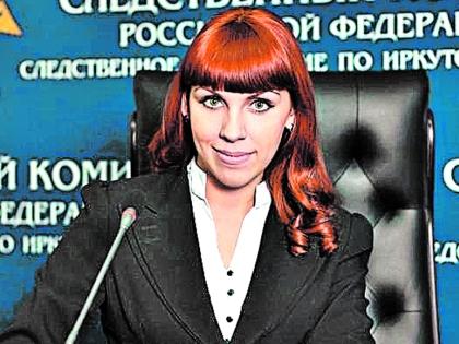 Карина Головачева