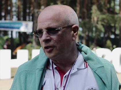 Владимир Гомельский, комментатор
