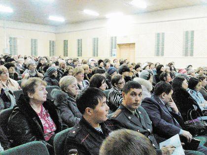 По поводу случившегося в Новопавловке прошел сельский сход
