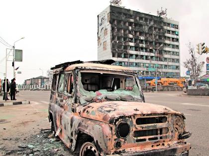 Теракт в Грозном 4 декабря