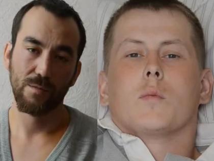 Александр Александров и Евгений Ерофеев были захвачены в плен украинскими военными 16 мая