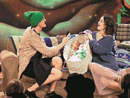 С девушками из Comedy Women у Саши сложились отличные отношения, но ближе всех ему стала Наталья Медведева