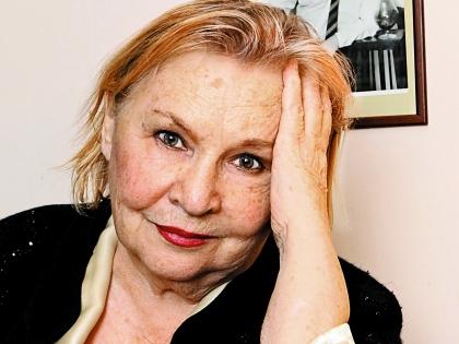Нина Гуляева: Похороны мужа помню смутно, все было, как в тумане