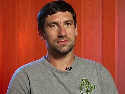 Бывший хоккеист, эксперт Александр Гуськов