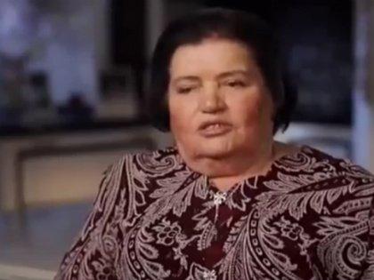 Бабушка Алины Кабаевой Анна Зацепилина (Кадр и документального фильма «Кабаева»)
