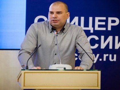 Руководитель отдела по борьбе с эксплуатацией детей фонда «Поиск пропавших детей» Павел Прошкин