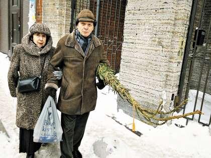 Зоя Александровна до сих пор ощущает присутствие супруга