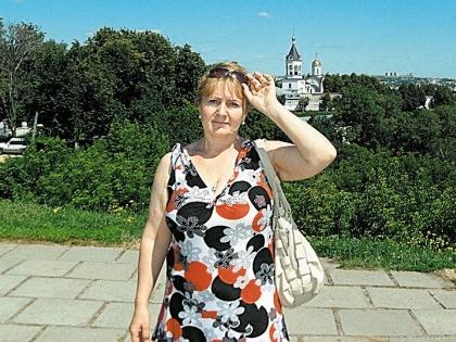 Валентина Хорева