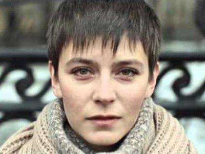 Елена Сафонова в первой «Зимней вишне»