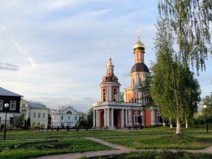 Православная школа им.Сергия Радонежского в Усадьбе Свиблово