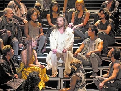 Опера Иисус Христос суперзвезда