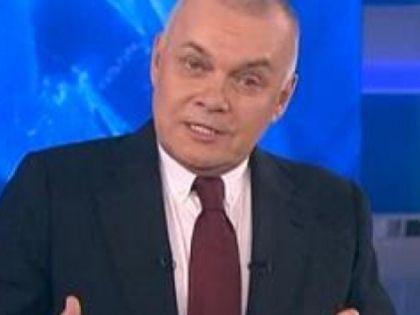 Дмитрию Киселеву не повезло со сменщиками в телеэфире?