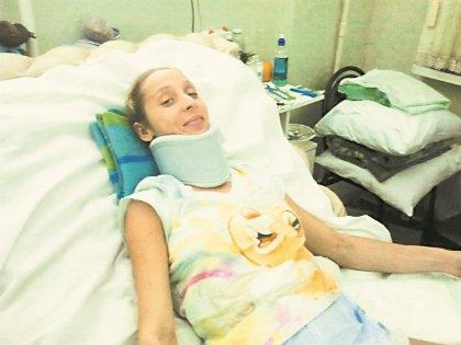 «У меня свершилось маленькое чудо руками докторов и персонала 36-й клинической больницы района Измайлово...»