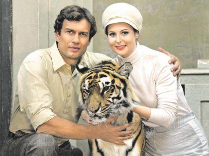 Андрей Чернышов и Ольга Погодина в сериале работали без дублеров