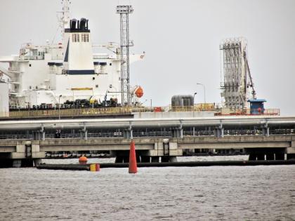 Нефтеналивной порт