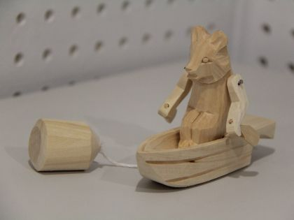 Богородская игрушка для Брэндона Флауэрса