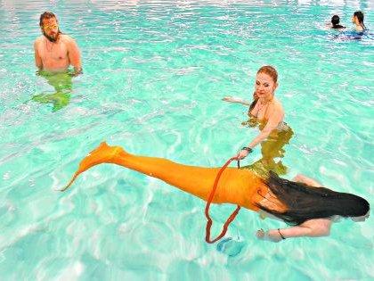 Дельфинам это дается проще, чем людям