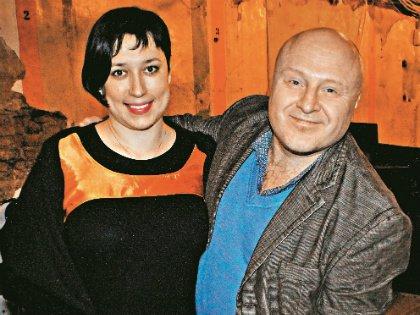 Елена и Сергей вместе уже 13 лет