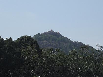 Гора Калипара
