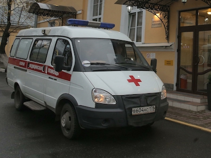 Посетителей, которых обстреляли злоумышленники, госпитализировали