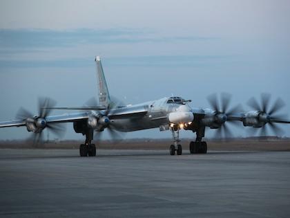 Полёт проходит в рамках реализации международного договора по открытому небу