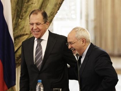 Сергей Лавров и Джавад Зариф