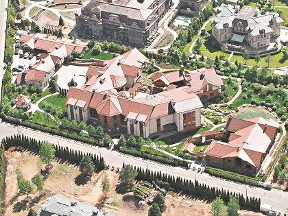 Новый особняк Саблина