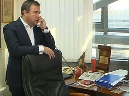 Новый директор НТВ Алексей Земский
